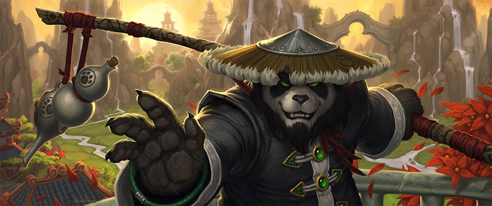 Rude, nude and epicurean – World of Warcraft ja Mists of Pandaria