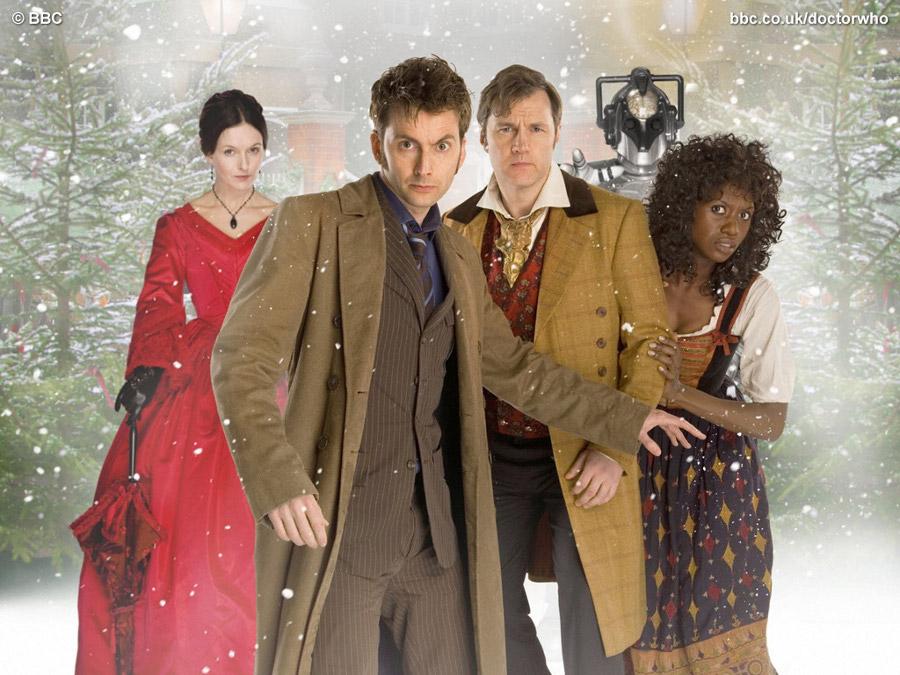 Joulukalenterin luukku 11: Doctor Whon jouluspesiaalit