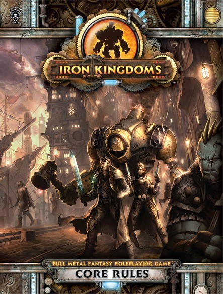 Iron Kingdoms – Full Metal RPG