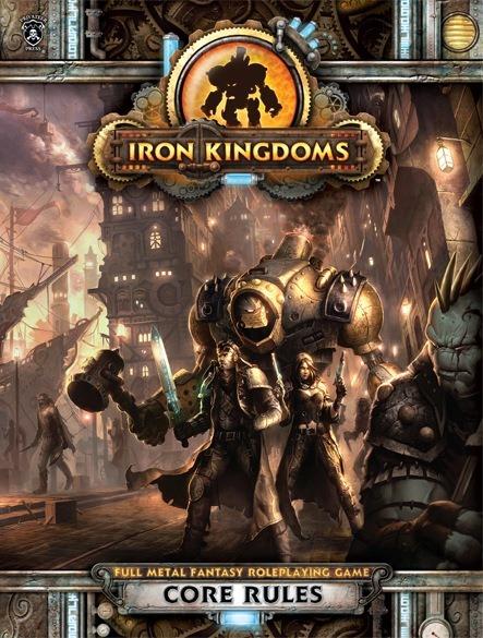 Iron Kingdoms – Full Metal RPG