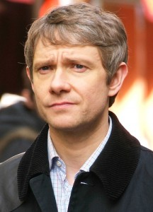 Martin Freeman, picture by bellaphon. (Creative commons Attribution 2.0 generic)