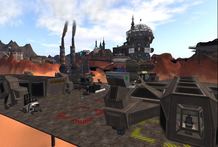 Splintered Rock - roolipelaajat loytavat SLa paljon mielenkiintoista