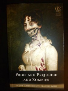 Zombies VS. Seamonsters eli Austenia uudelleenkirjoitettuna