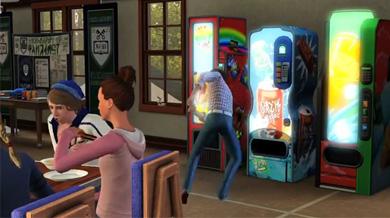 Opiskelijaelämää. Kuva: EA