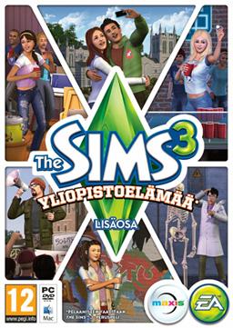 The Sims 3 Yliopistoelämää