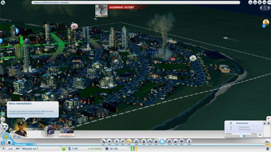Kaupungin kasvaessa myös kaupungin kasvot muuttuvat.