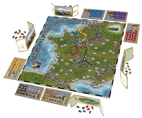 Lähde: Queen Games