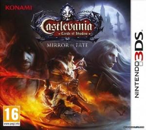 Arvostelu: Castlevania Lords of Shadow – Mirror of Fate