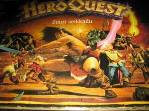 HeroQuest – lautapeliklassikko