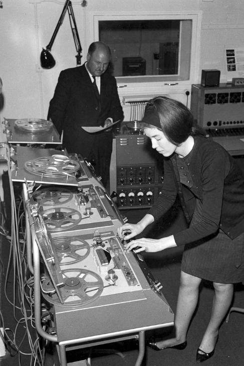 Delia Derbyshire – elektronisten äänien alkemisti