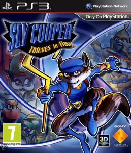 Sly Cooper – Thieves in Time