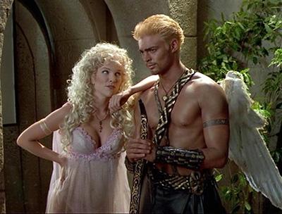 Aphrodite Cupid