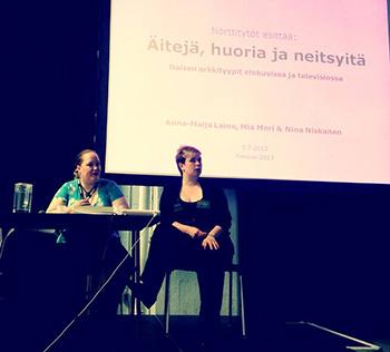 Finncon 2013: Äitejä, huoria ja neitsyitä