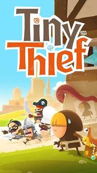 Tiny Thief kansikuva