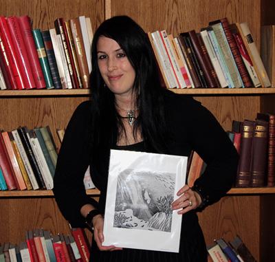 Nörttitytöt tapasivat Rhianna Pratchettin1 Comment