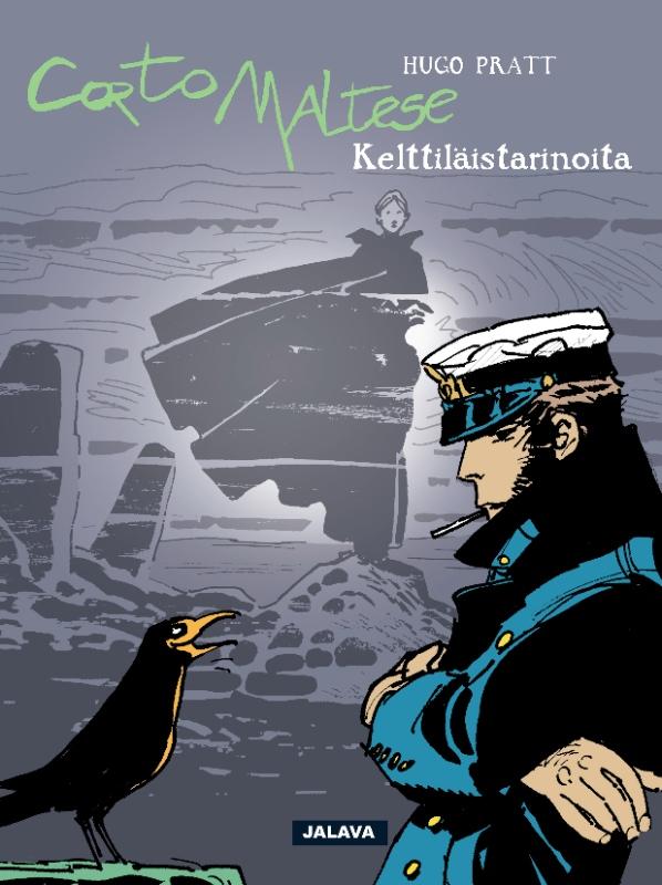 Corto Maltese – Kelttiläistarinoita (arvostelu)