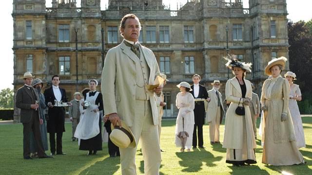 Downton Abbeyn henkilöitä. Kuva: ITV
