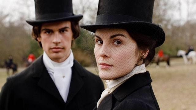 Joulukalenterin luukku 9: Downton Abbey ja jouluspesiaali