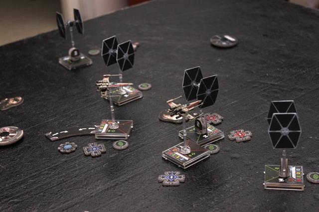 Eeppistä avaruustaistelua: Star Wars X-Wing