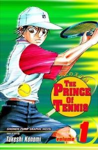 The Prince of Tennis: lyhyt johdatus sarjaan