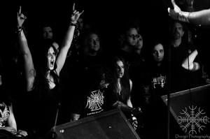 Heavymetallia nörttitytön näkökulmasta