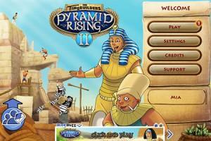 PyramidRising2 Kansikuva