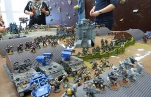 Figupelaajat palasivat sankoin joukoin Maraconiin Apocalypsen tunnelmissa.