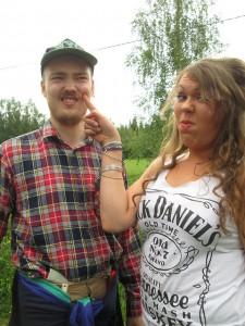 Hay Fever – Punaniskoja ja tosi-tv:tä