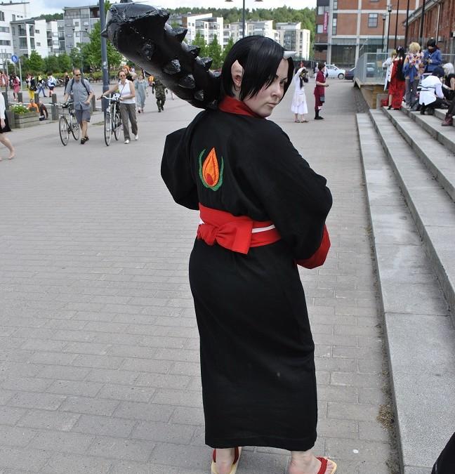 Desucon 2014: Animea ja itämaista kulttuuria