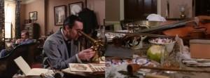 Elo Baker Streetilla on väliin rauhaisaa, väliin sotkuista. Vasemmalla The Dancing Men (The Adventures of Sherlock Holmes, 1984, Granada), oikealla The Naval Treaty (The Adventures of Sherlock Holmes, 1984, Granada)