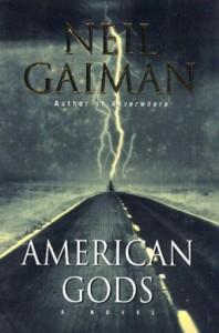 Neil Gaimanin American Gods