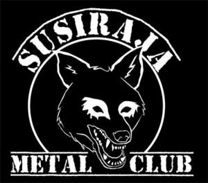 Susiraja Metal Clubin logo.