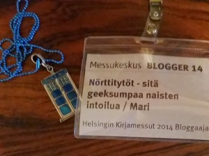 Helsingin kirjamessut 2014: Bibliofiili taivaassa