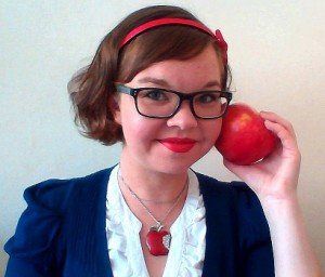 A little cosplay of Snow White – just for fun. Lähde: http://snowwhitetrilogy.wordpress.com/pictures/