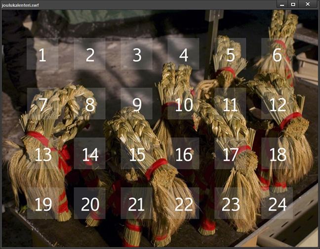 Valmis kalenteri