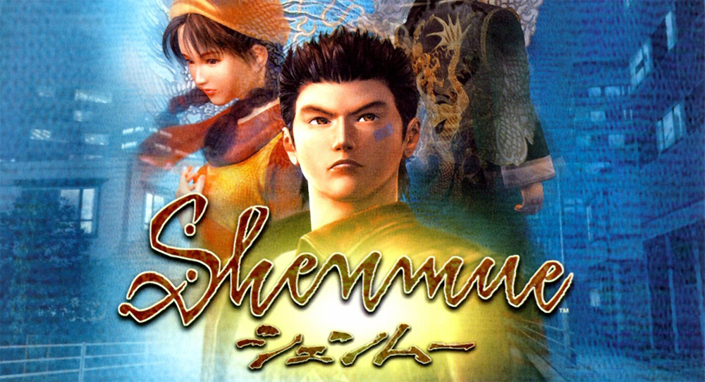 The Legend of Shenmue: Trying out Sega's masterpiece after a fourteen-year wait