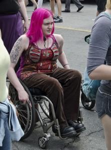 Ovatko vammaiset seksuaalisia olentoja?