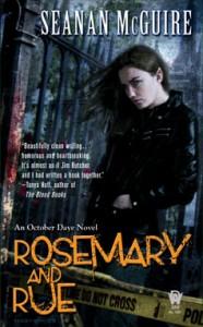 Toby ja Tybalt tavataan ensimmäisen kerran kirjassa Rosemary and Rue. Lähde:http://seananmcguire.com/rosemary.php
