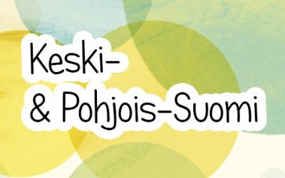 Nörttinaiset etsivät seuraa Keski- ja Pohjois-Suomesta