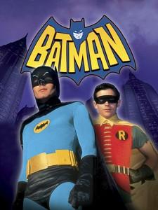Holy television, Batman!