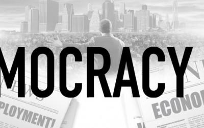 Onko demokratia rikki?