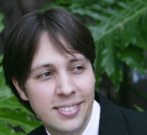 David J. Peterson, conlanger extraordinaire. Image via conlang.org.