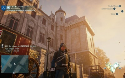 Kaunis Assassin's Creed: Unity