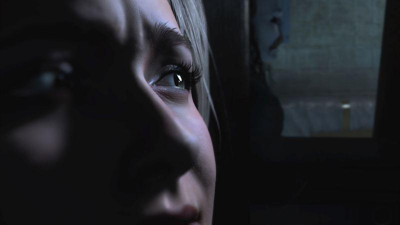 Kauhuleffojen vanha kunnon luottonäky: haluttava nainen pelkäämässä. Pelin päähenkilönä nähdään Hayden Panettiere.