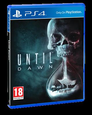 Until Dawn: ohjaa oma kauhuleffasi
