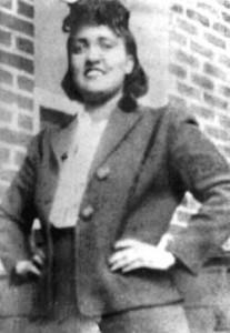 """Henrietta Lacks (1920-1951)"" by [1]. Licensed under Fair use via Wikipedia - https://en.wikipedia.org/wiki/File:Henrietta_Lacks_(1920-1951).jpg#/media/File:Henrietta_Lacks_(1920-1951).jpg"