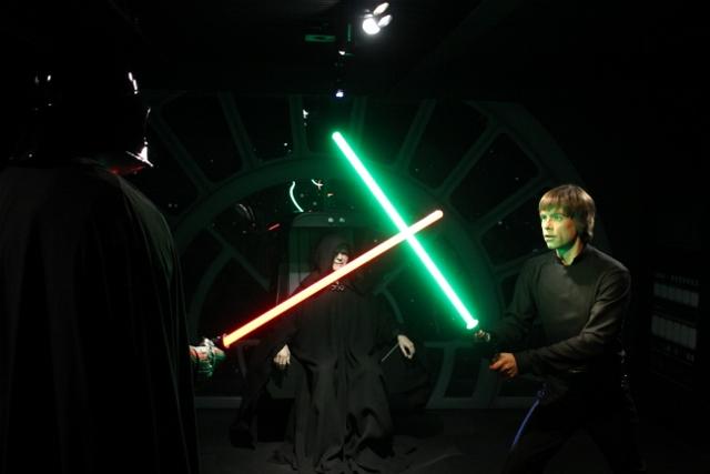 Joulukalenterin luukku 16: Star Wars