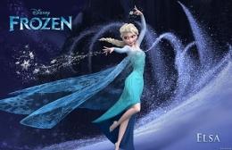 Frozenin Elsaa on ehdotettu minulle cossattavaksi pariinkin otteeseen. Ehkä joku päivä. ©Disney