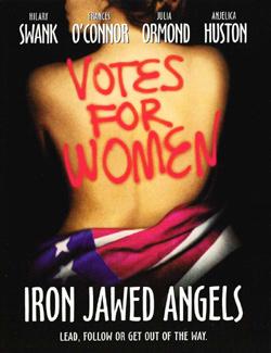 Suffragetit tv-sarjoissa ja elokuvissa
