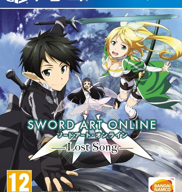 Arvostelu: Sword art online – Lost song